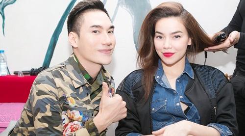 Ly Qui Khanh: 'Ho Ngoc Ha dung tien de day toi' hinh anh