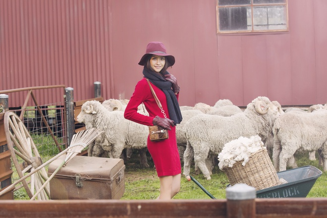 Top 4 Vietnam's Next top Model tao dang giua thao nguyen hinh anh 6