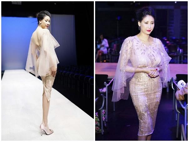 My Linh, Pham Huong vao top trang phuc dep thang 9 hinh anh 8