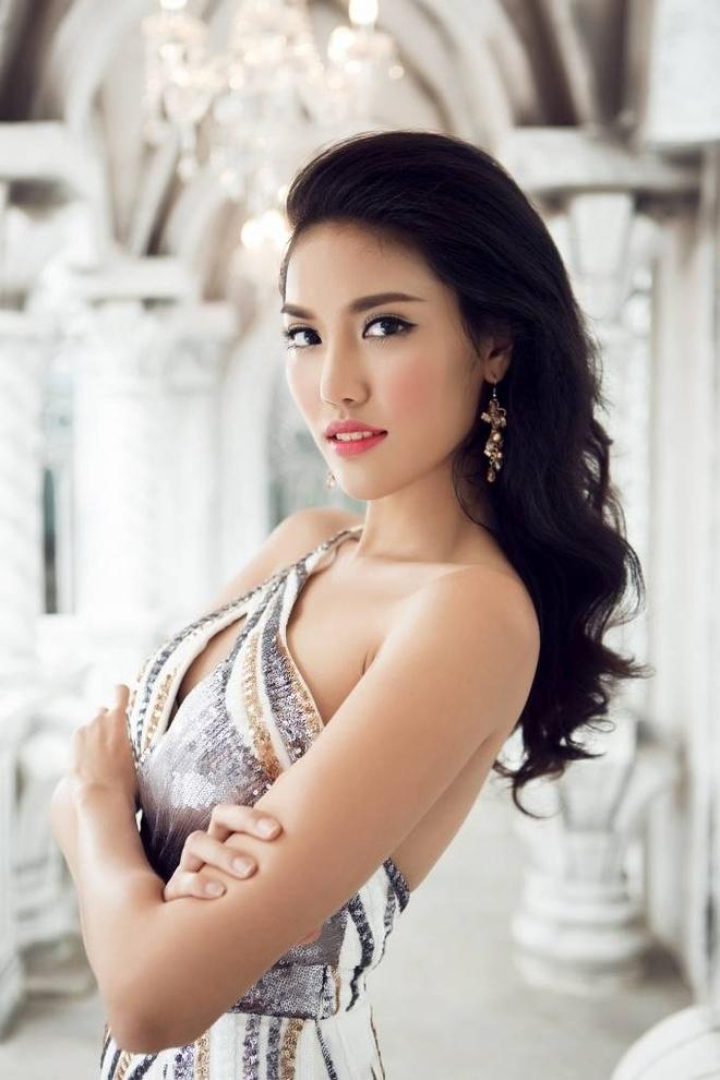 Lan Khue lam giam khao Nguoi dep xu Dua 2016 hinh anh 1