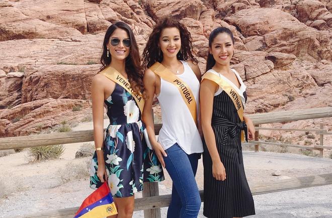 Nguyen Thi Loan ket than voi nguoi dep Venezuela hinh anh 3