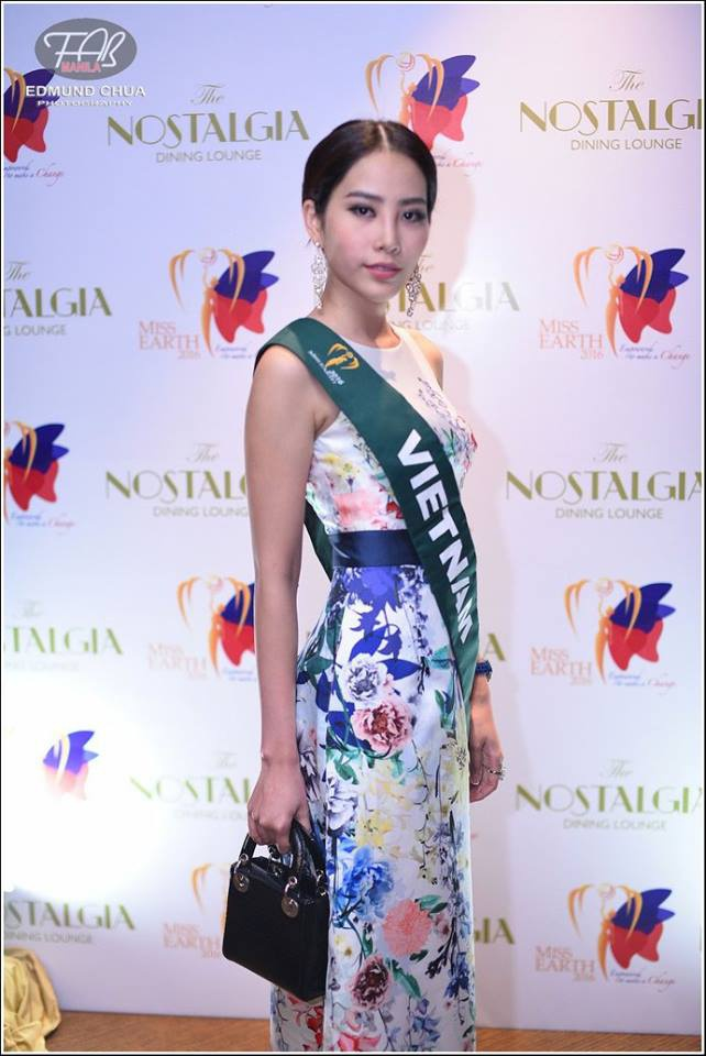 Nam Em duoc du doan vao top 10 Miss Earth 2016 hinh anh 1
