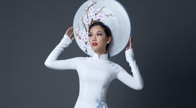 A khoi Ao dai chon quoc phuc in hinh co gai Viet hinh anh