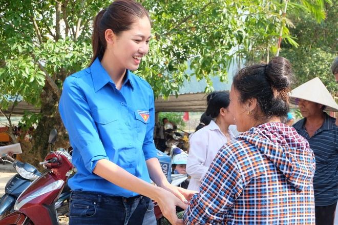 My Linh,  Thanh Tu lam tu thien anh 4