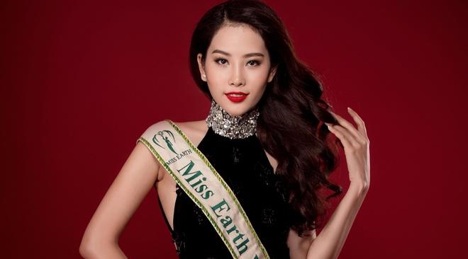 Nam Em xep thu 16 binh chon o Miss Earth 2016 hinh anh
