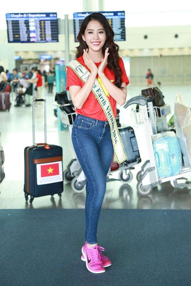 Hanh trinh lot top 8 cua Nam Em tai Hoa hau Trai dat hinh anh 1