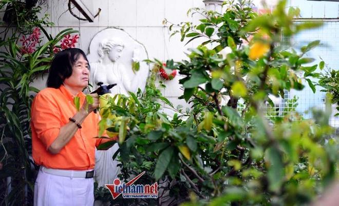 NSUT Minh Vuong: Dan ba va hau toa hinh anh 2