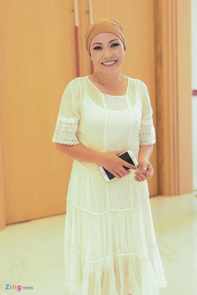 Phuong Thanh vui ve hoi ngo vo chong Khanh Thi hinh anh 1