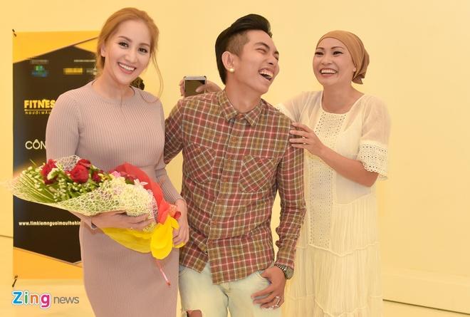 Phuong Thanh vui ve hoi ngo vo chong Khanh Thi hinh anh 2