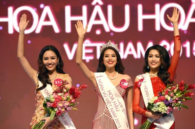 Hoa hau Hoan vu Viet Nam tro lai vao nam 2017 hinh anh 1