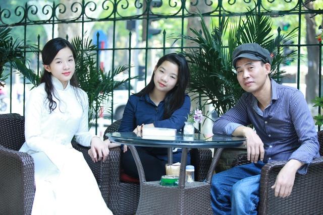 Hai con gai tai nang cua nghe si Thanh Thanh Hien anh 1