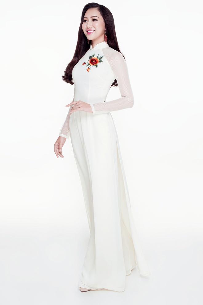 Trang phuc truyen thong cua Dieu Ngoc tai Miss World anh 6