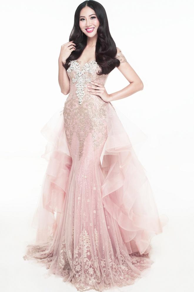 Dam da hoi Dieu Ngoc se dien o chung ket Miss World 2016 hinh anh 1