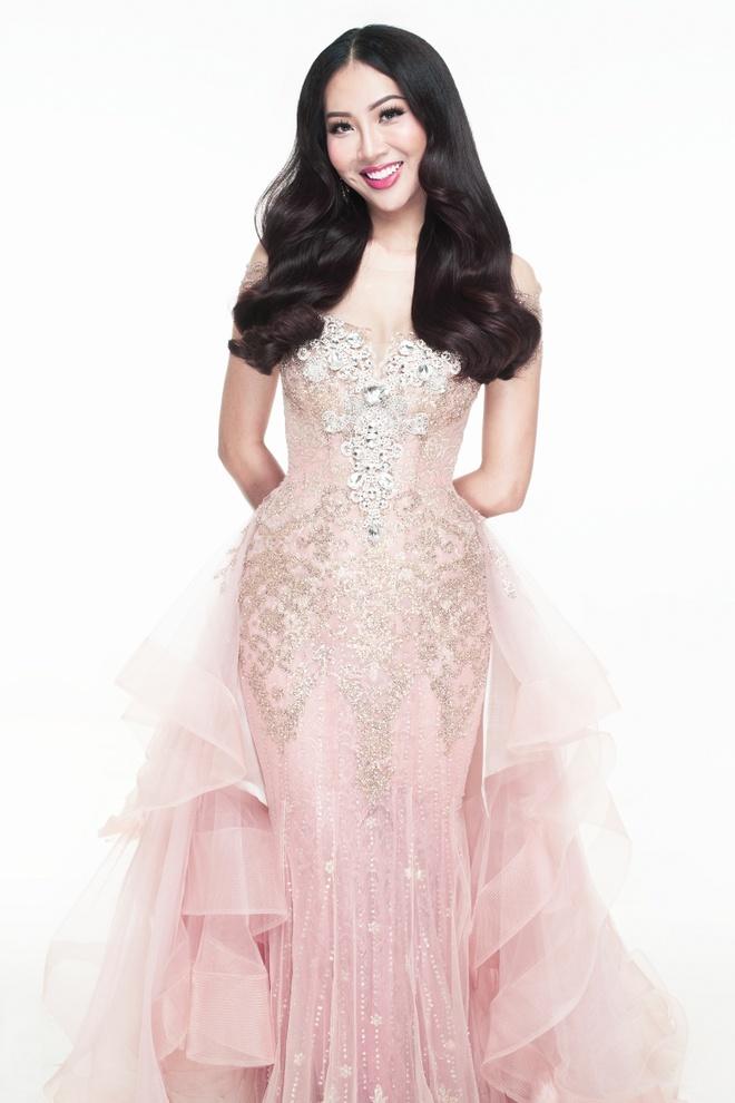 Dam da hoi Dieu Ngoc se dien o chung ket Miss World 2016 hinh anh 3
