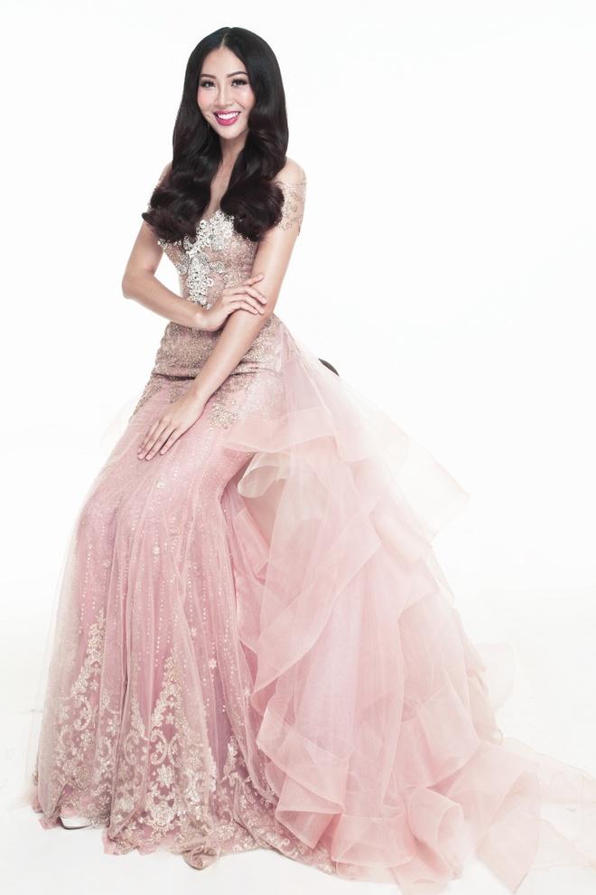 Dam da hoi Dieu Ngoc se dien o chung ket Miss World 2016 hinh anh 5