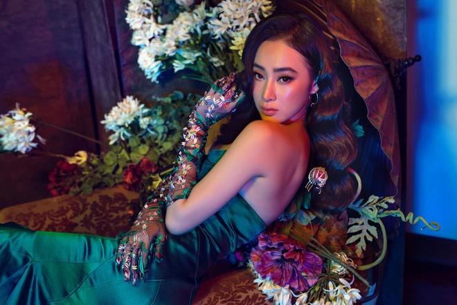 Angela Phuong Trinh quyen ru trong dam da hoi haute couture hinh anh 1