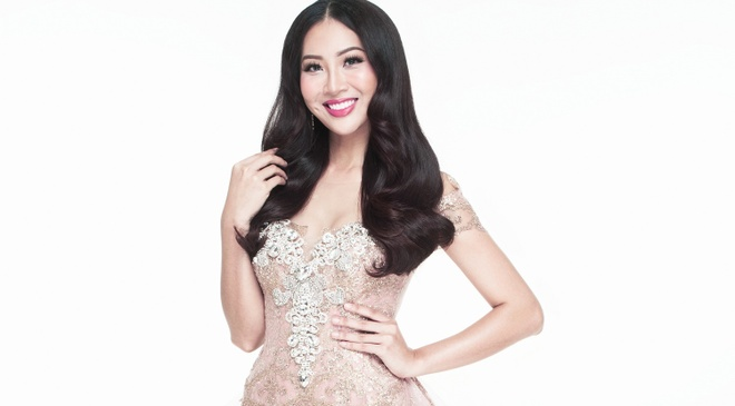 Dam da hoi Dieu Ngoc se dien o chung ket Miss World 2016 hinh anh