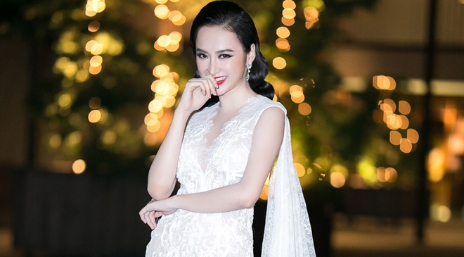 Angela Phuong Trinh dien dam ren quyen ru o su kien hinh anh