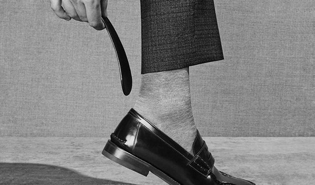 Mang giay khong mang tat: The nao moi dep? hinh anh 7