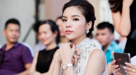 Ban to chuc Hoa hau chua the xu ly viec Ky Duyen hut thuoc hinh anh