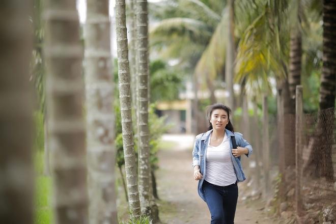 Tieu Chau Nhu Quynh ra mat MV Tet anh 1