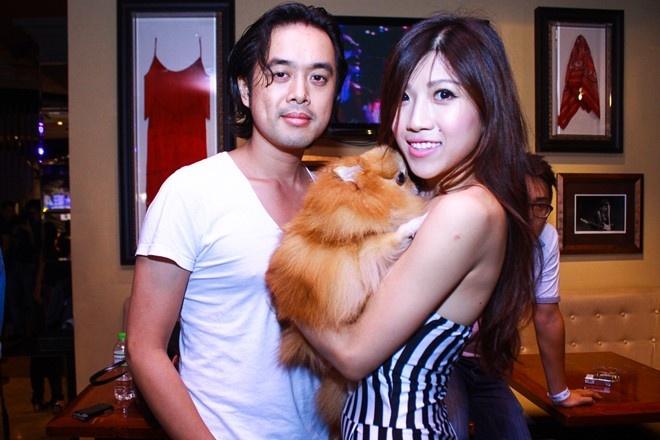 Trang Phap chia tay ban trai Duong Khac Linh anh 2