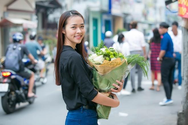 Diep Bao Ngoc, Doan Thanh Tai chuc Tet nghe si gao coi hinh anh 1