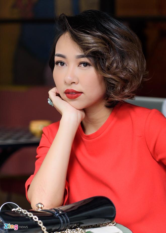 Thao Trang: 'Du suc nuoi con khi khong co dan ong ben canh' hinh anh 1