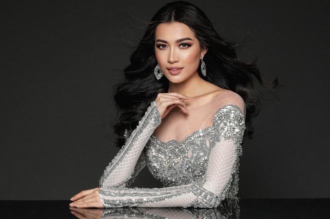 Le Hang dien vay anh kim o Miss Universe anh 7