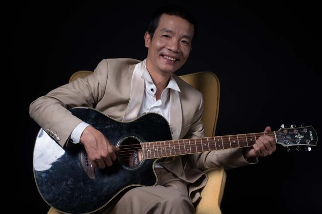 Nhac si Nguyen Vinh Tien ban chuyen Tet cung Ngoc Khue hinh anh 1