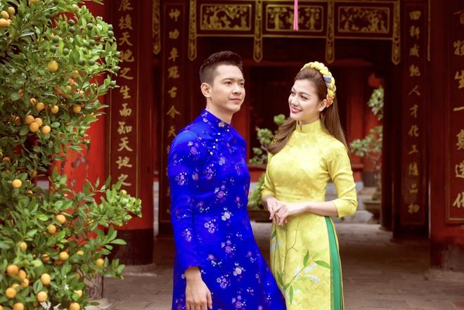 Ho Duc Vinh tham Van Mieu dip dau xuan hinh anh 2