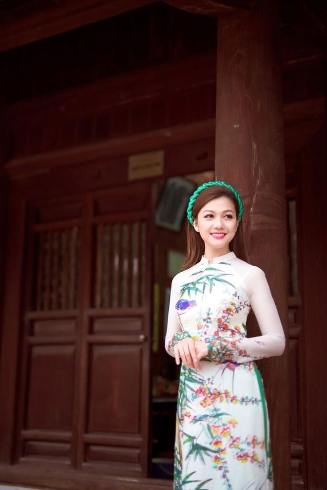Ho Duc Vinh tham Van Mieu dip dau xuan hinh anh 6