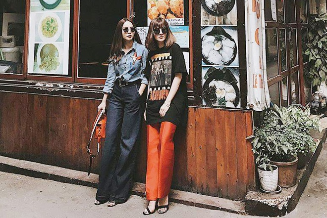 Sao Viet dien street style sanh dieu ngay dau nam hinh anh 11