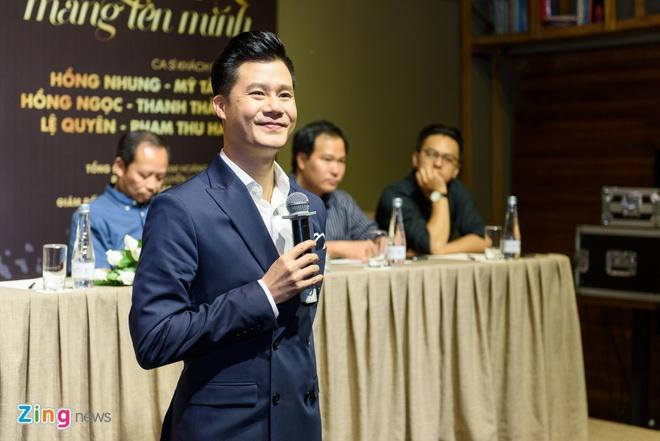 Con trai se xuat hien trong live show cua Quang Dung hinh anh 1