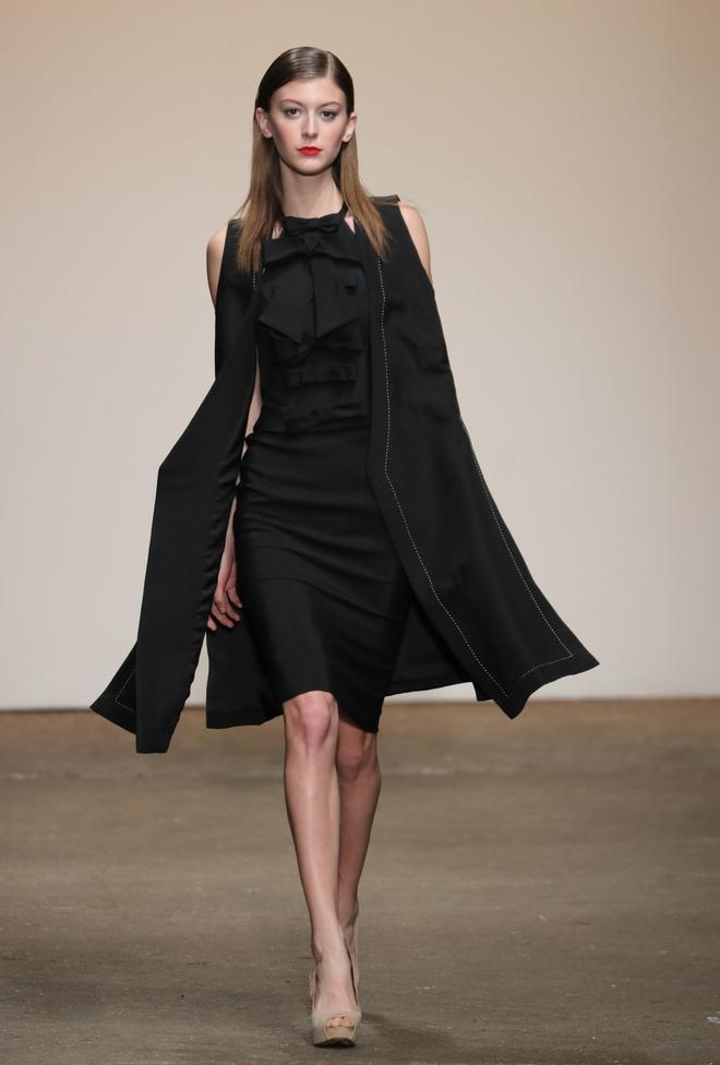 Nha thiet ke Viet tham gia New York Fashion Week anh 1