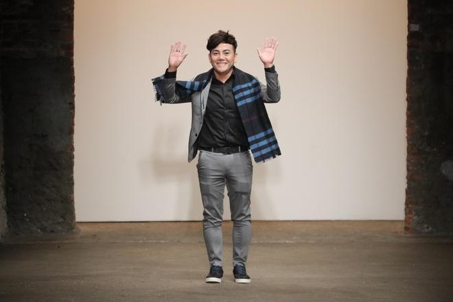Nha thiet ke Viet tham gia New York Fashion Week anh 10