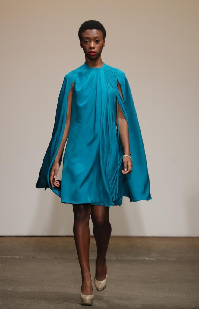 Nha thiet ke Viet tham gia New York Fashion Week anh 6
