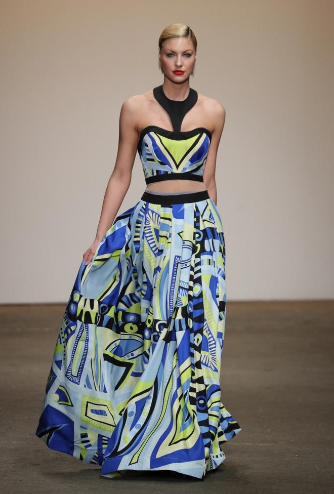 Nha thiet ke Viet tham gia New York Fashion Week anh 7
