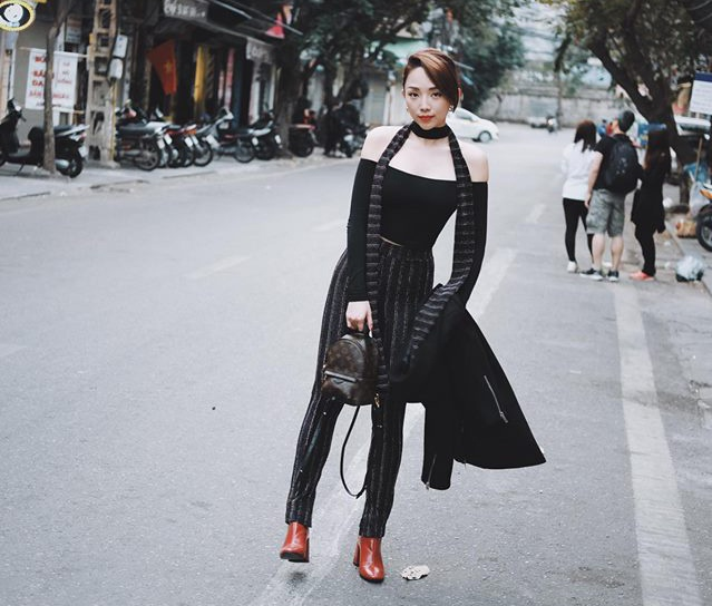 6 xu huong street style duoc sao Viet lang xe tu dau nam hinh anh 4