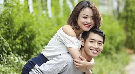 Thai Trinh: 'Toi chu dong to tinh voi Quang Dang' hinh anh