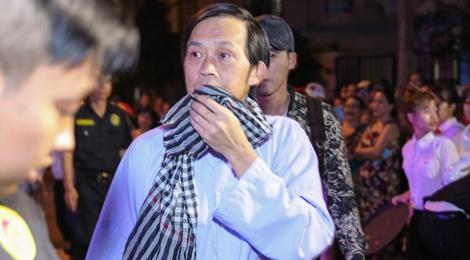 Hoai Linh, Tran Thanh dien hai o le cuoi thieu gia Can Tho hinh anh