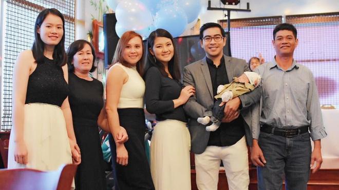 Ngoc Lan - Thanh Binh to chuc day thang con trai o My hinh anh 6