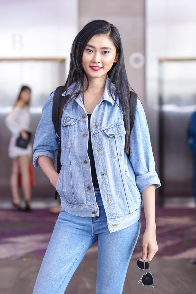Chi gai Nam Em di casting The Face anh 6