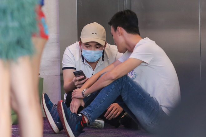 Phan Manh Quynh dua ban gai di thi The Face anh 3