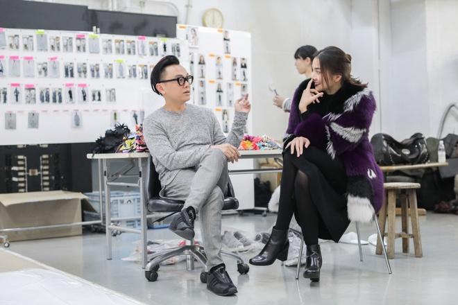 Nguoi mau hang dau Nhat Ban casting cho show dien cua Cong Tri hinh anh 10