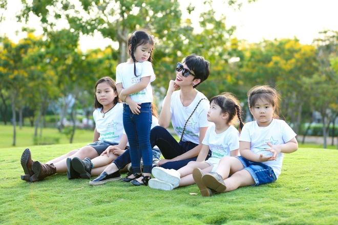 Xuan Lan, Ngo Thanh Van chung suc bao ve tre em hinh anh 2