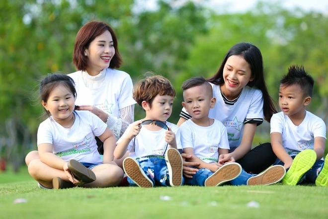 Xuan Lan, Ngo Thanh Van chung suc bao ve tre em hinh anh 8