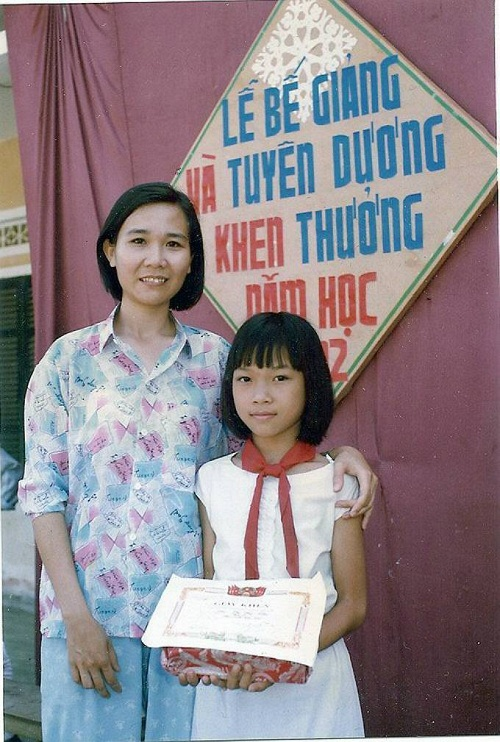 Loat anh qua khu 'nguoi muon ao, ke ngo tau' cua sao Viet hinh anh 12