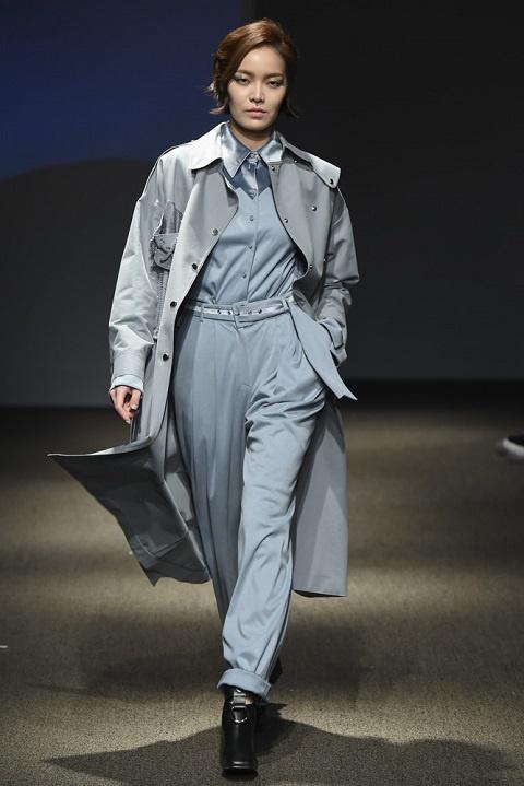 Ngoc Chau Seoul Fashion Week anh 5