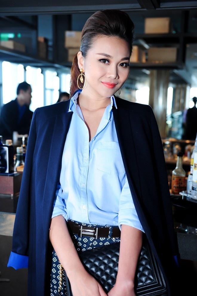 Thanh Hang tu choi lam gram khao The Face anh 1